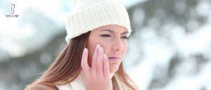 علاج جفاف البشرة في الشتاء