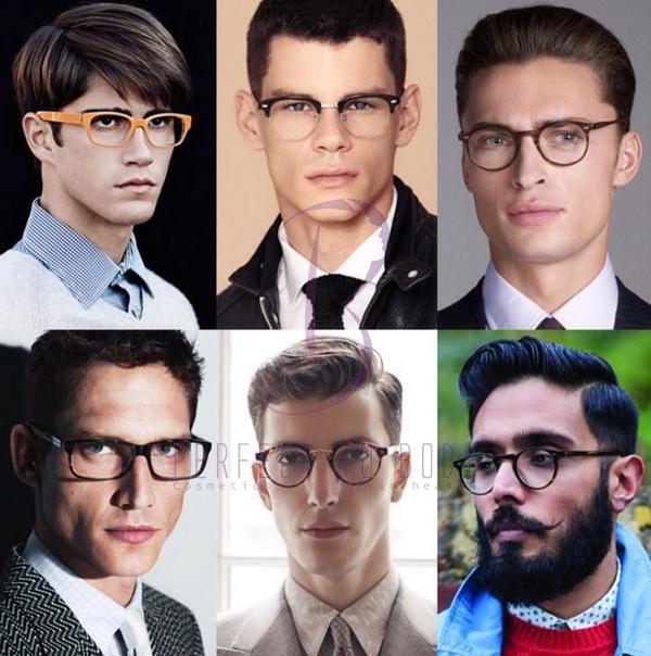 احدث شنابر نظارات طبية رجالي حريمي 2021
