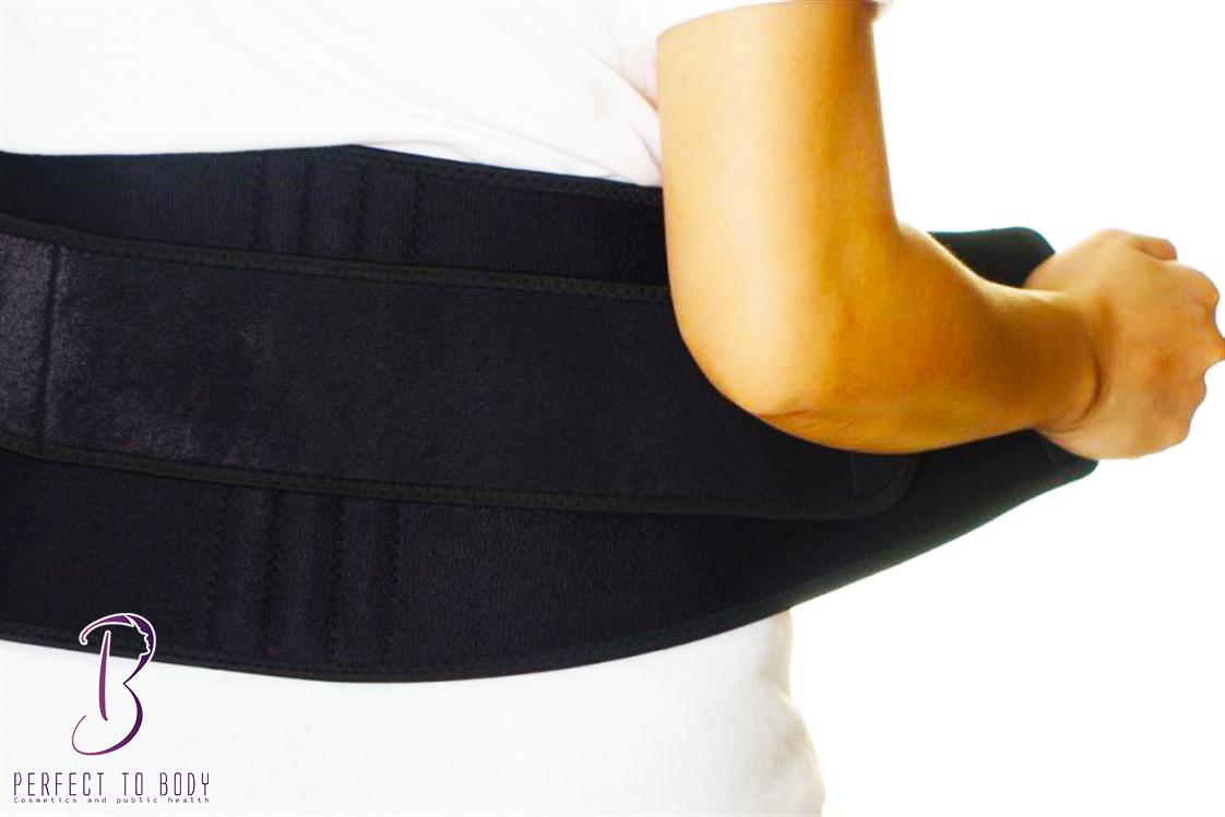 كل ما تريدين معرفته حول لبس حزام البطن بعد الولادة القيصرية
