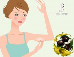 فوائد زيت الزيتون للجسم المترهل