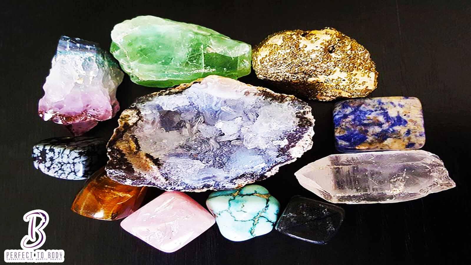 ما هى أسماء الأحجار الكريمة وأبرز معانيها ؟