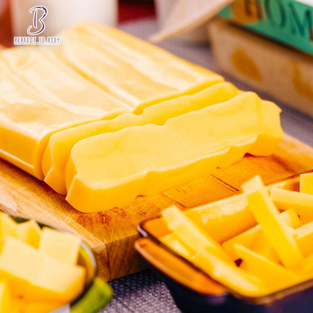 فوائد الجبنة الشيدر