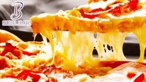 طريقة تسيح الجبنة الموزاريلا