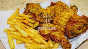 طريقة عمل دجاج كنتاكي الوصفة الأصلية السرية