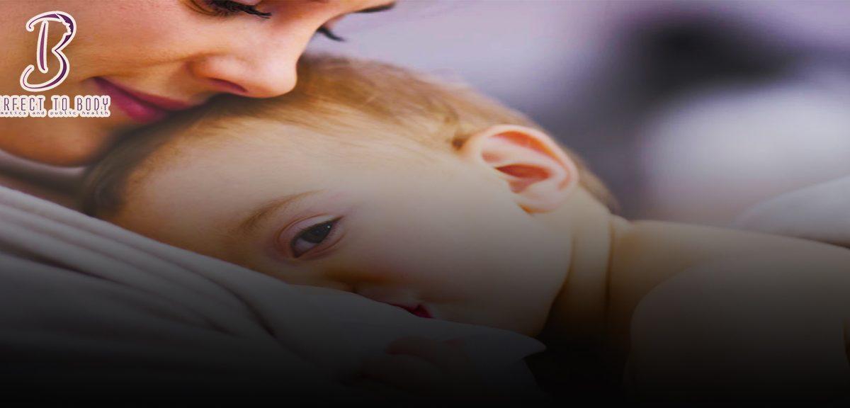علاج تشققات الثدي بعد الولادة