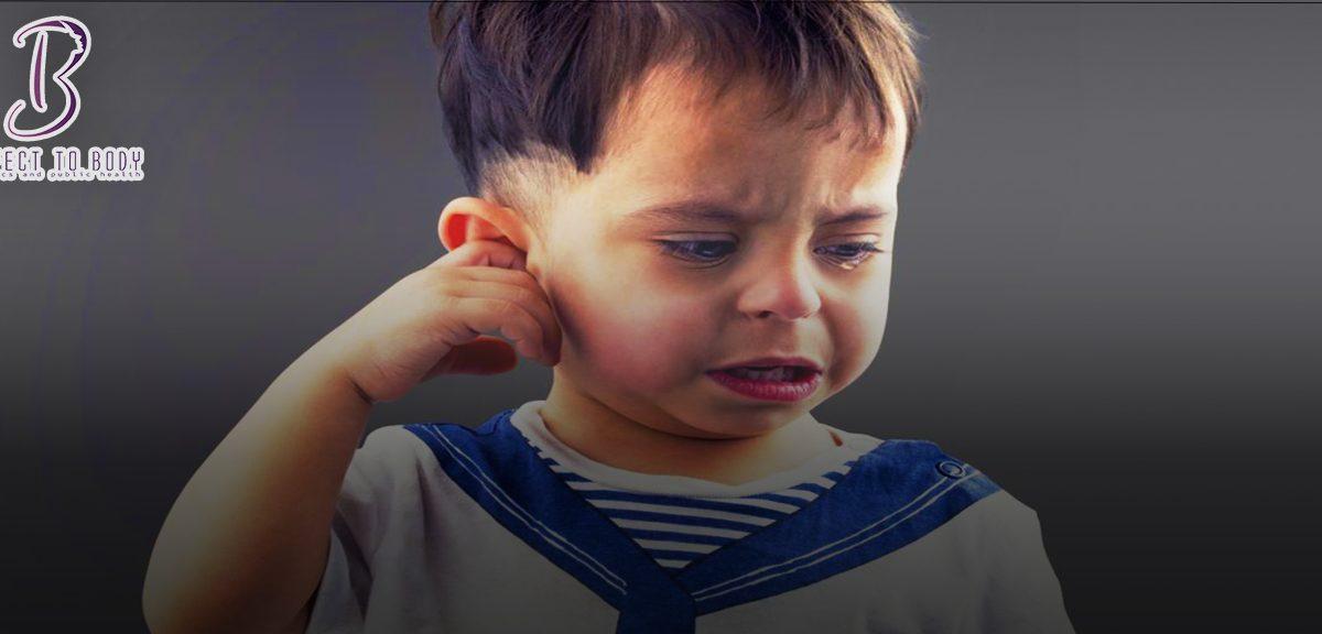 أفضل طرق علاج فطريات خلف الأذن عند الأطفال في المنزل