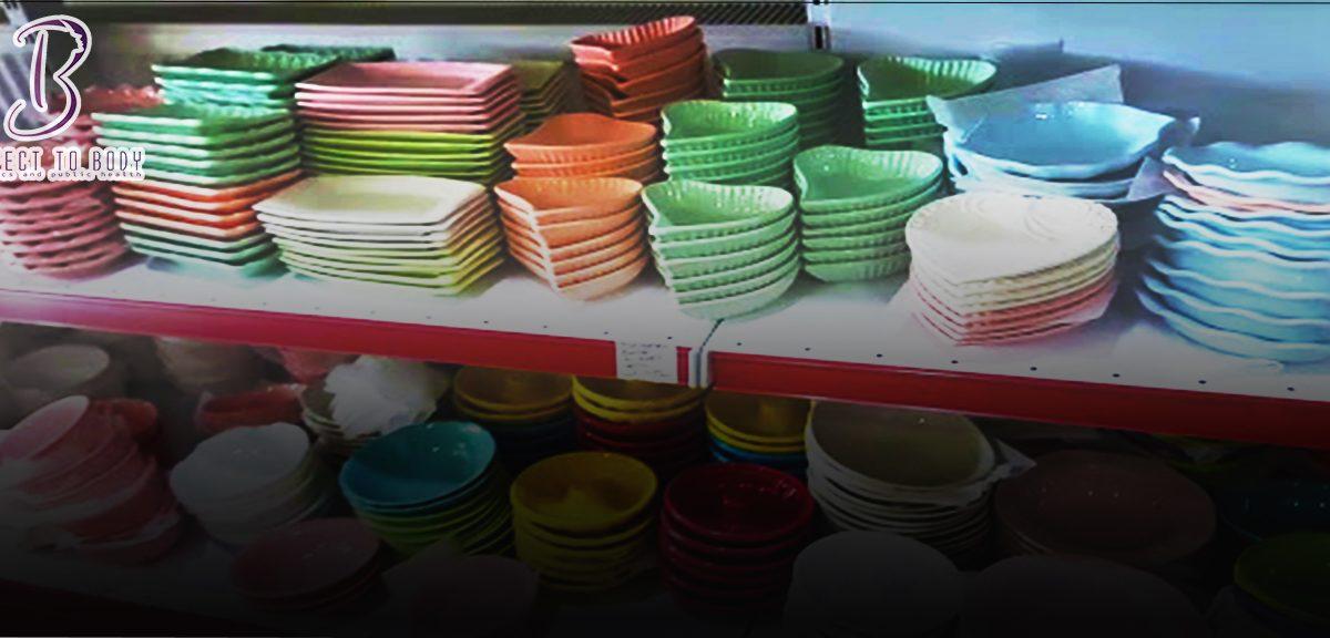 أماكن بيع رفايع المطبخ بالجملة