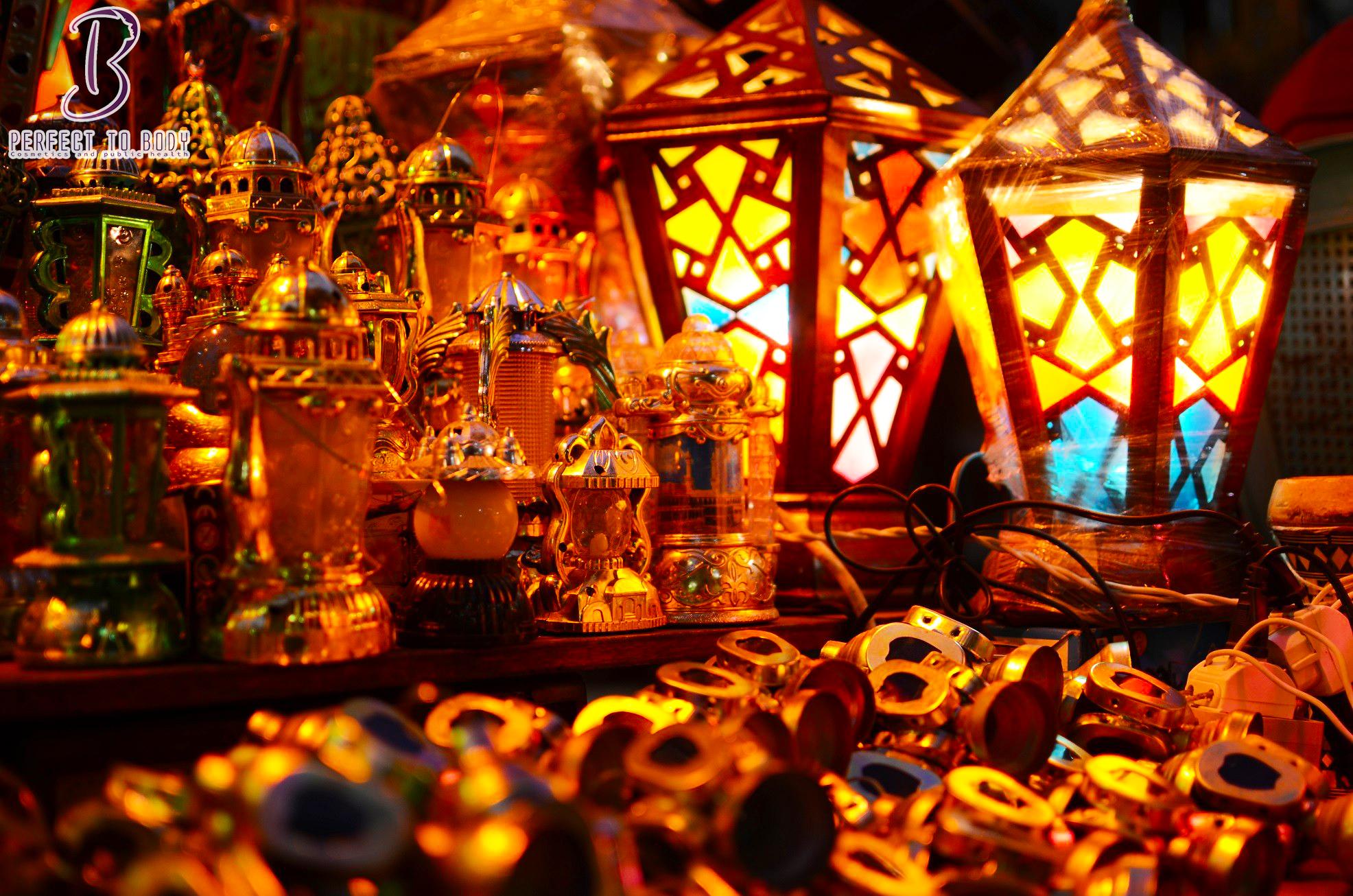 أماكن بيع زينة رمضان جملة 2021 وأسعارها بالتفصيل