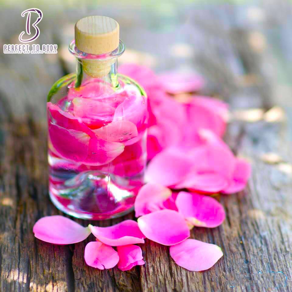 الفرق بين ماء الورد وماء الزهر