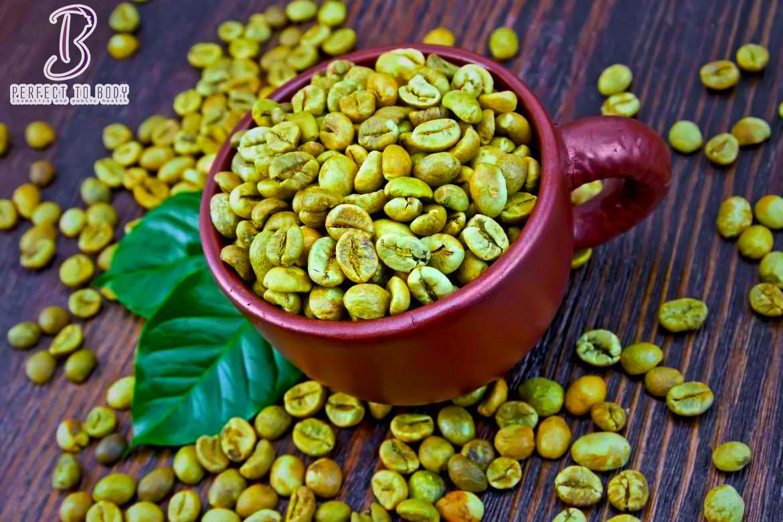 فوائد القهوة الخضراء للبشرة الدهنية