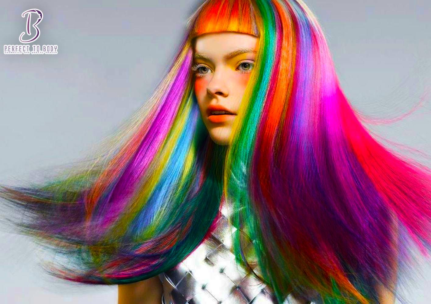 أنواع طباشير الشعر