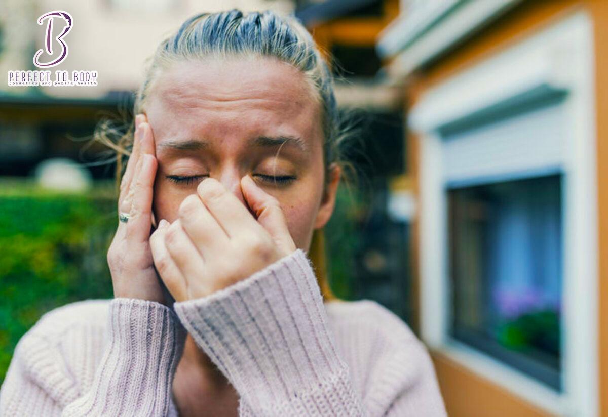 ما هى اسباب انسداد الأنف بدون زكام ؟ وطرق علاجها