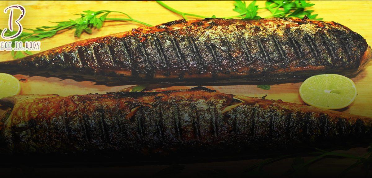 أضرار سمك الماكريل على الحامل