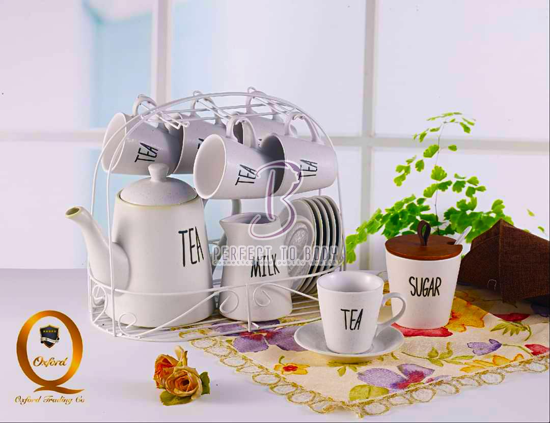 أدوات النيش 2021 - طقم الشاي