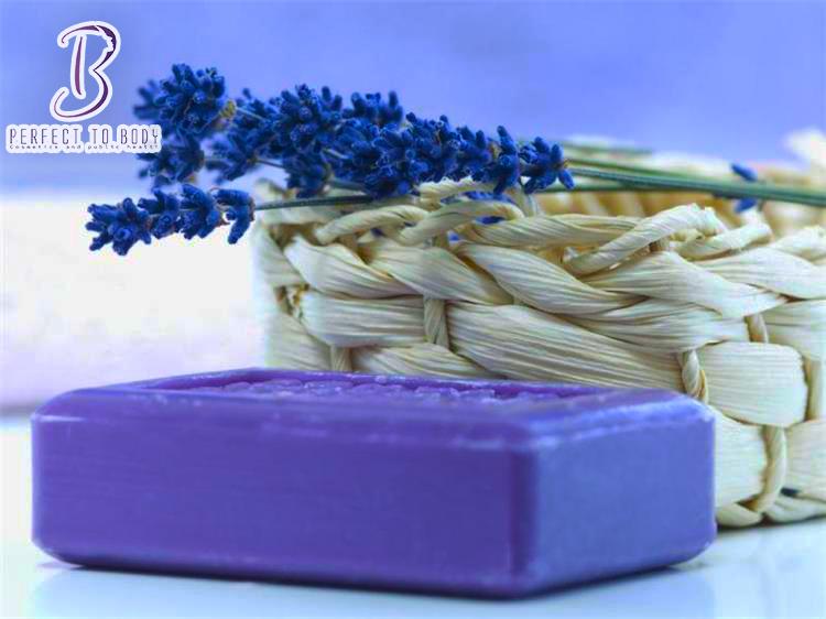 فوائد صابون الخزامى للبشرة