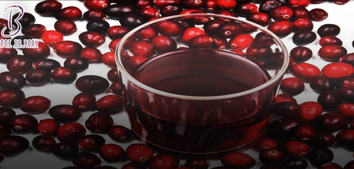 فوائد عصير التوت البري لالتهاب البول للحامل