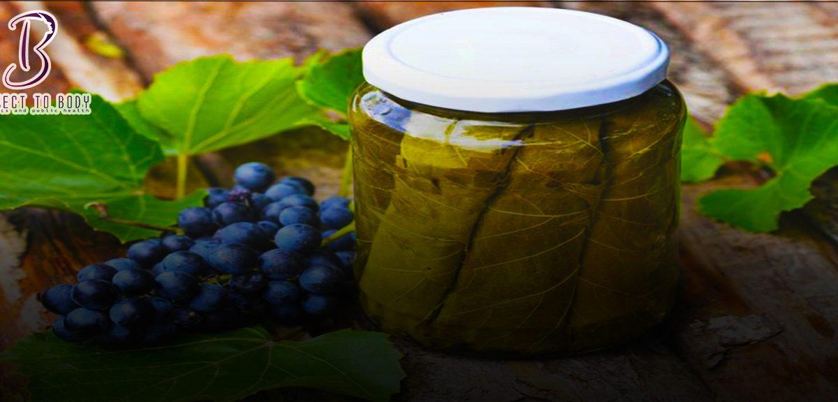 فوائد وأضرار ورق العنب المعلب