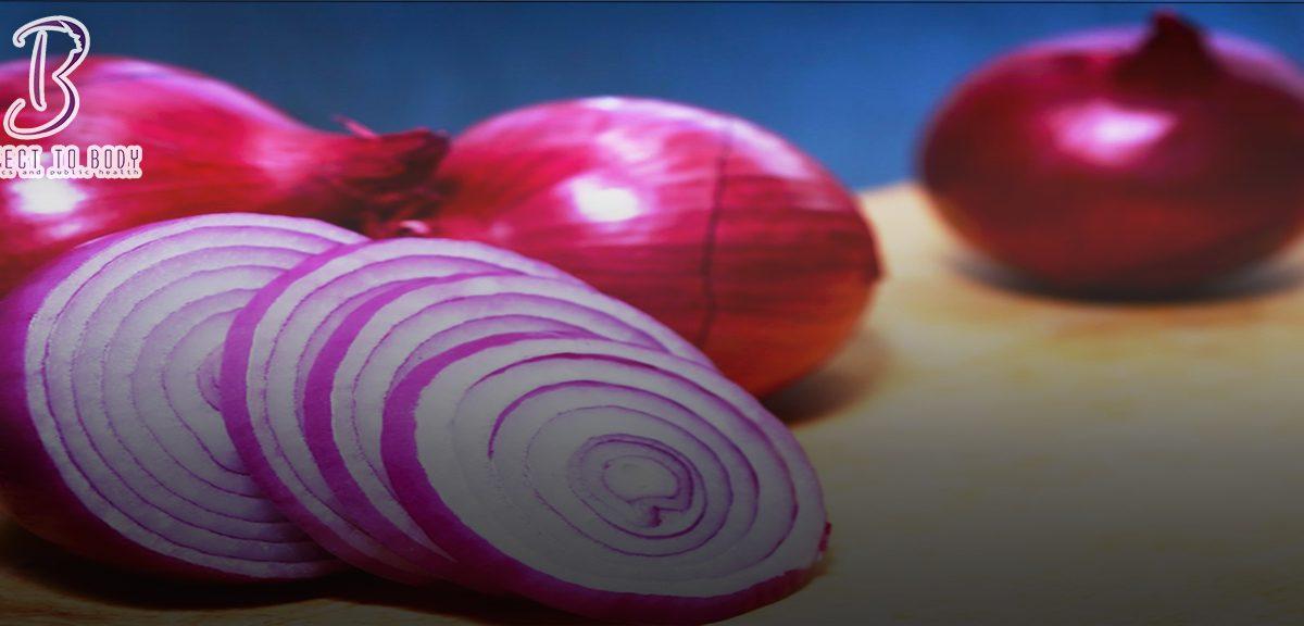 فوائد قشر البصل الأحمر للحامل