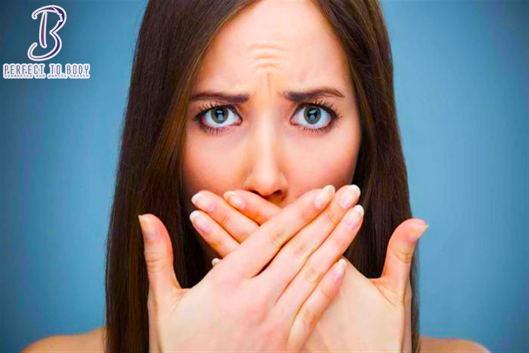 علاج رائحة الفم الكريهة و المزمن بسبب المعدة بالأعشاب