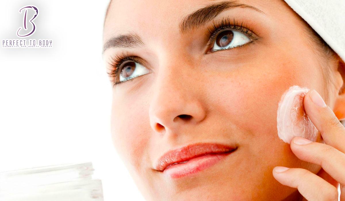 أفضل كريم لعلاج قشور الوجه