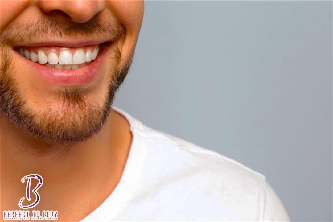إزالة جير الاسنان طبيعيا