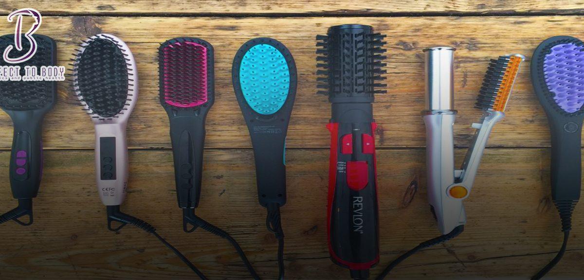 أضرار الفرشاة الكهربائية على الشعر