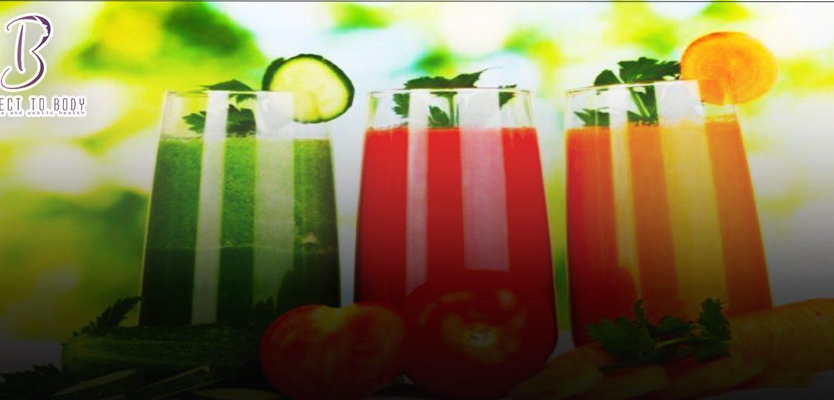 ما هى عصائر الخضروات المفيدة للشعر ؟