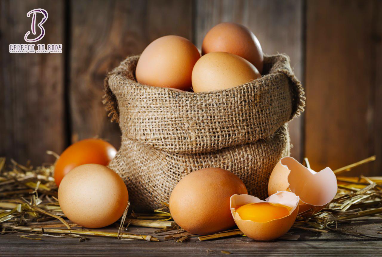 نسبة الكوليسترول في البيضة الواحدة
