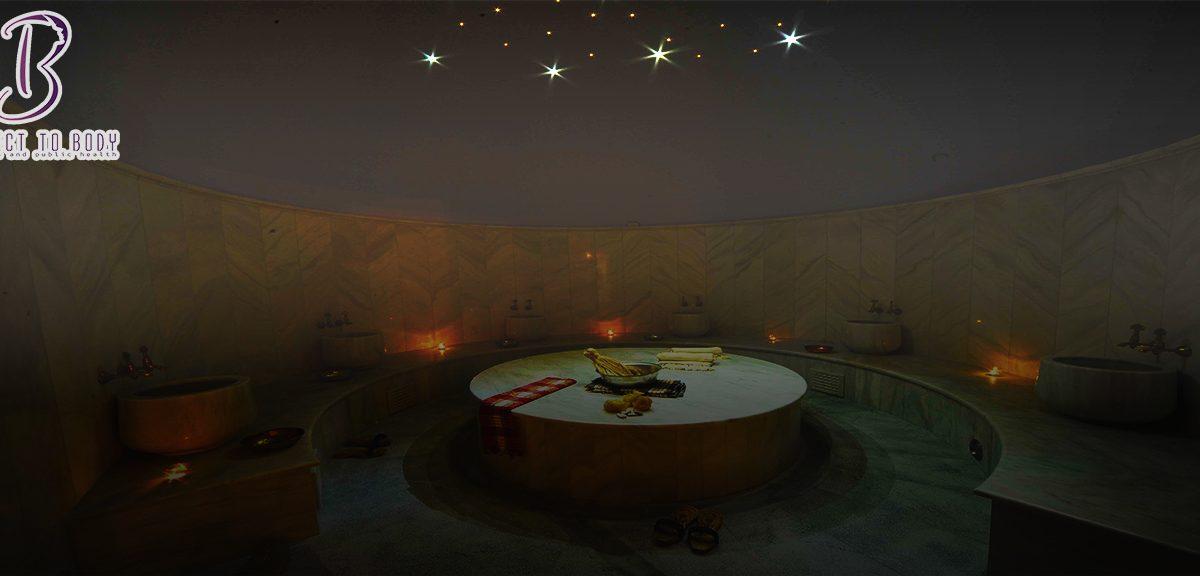 أفضل أماكن الحمامات المغربية في دبي