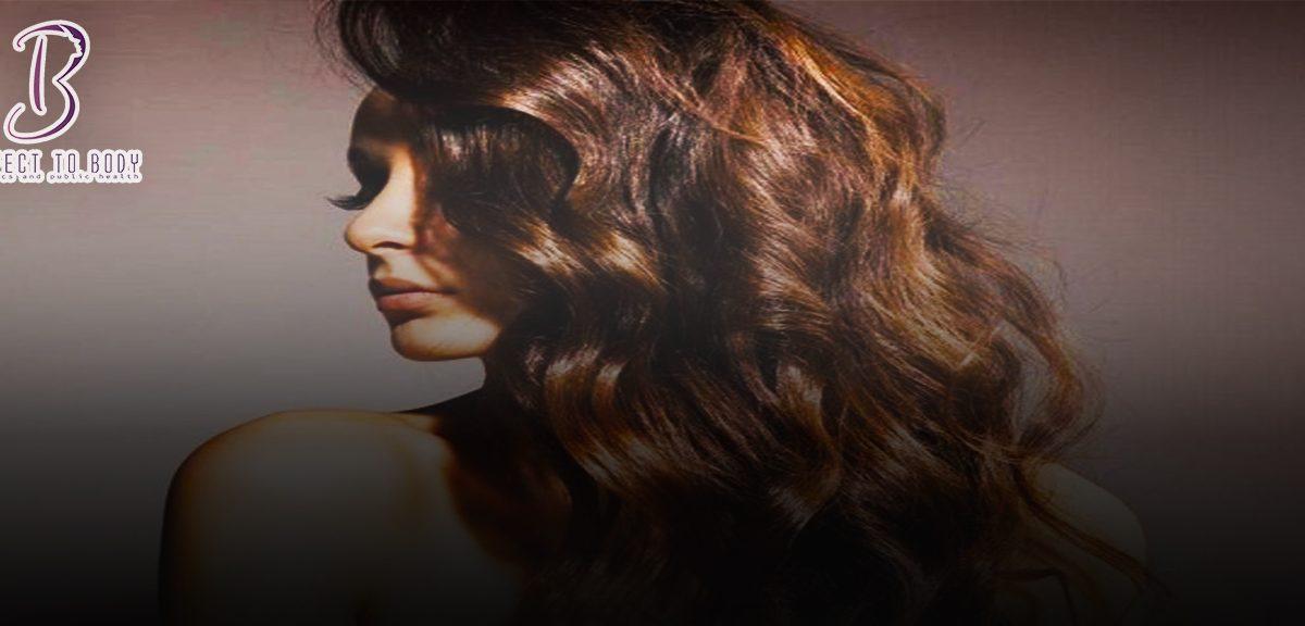 طرق علاج الشعر المطاطي