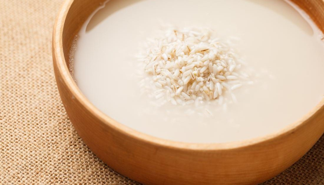 طريقة عمل ماء الأرز لتطويل الشعر