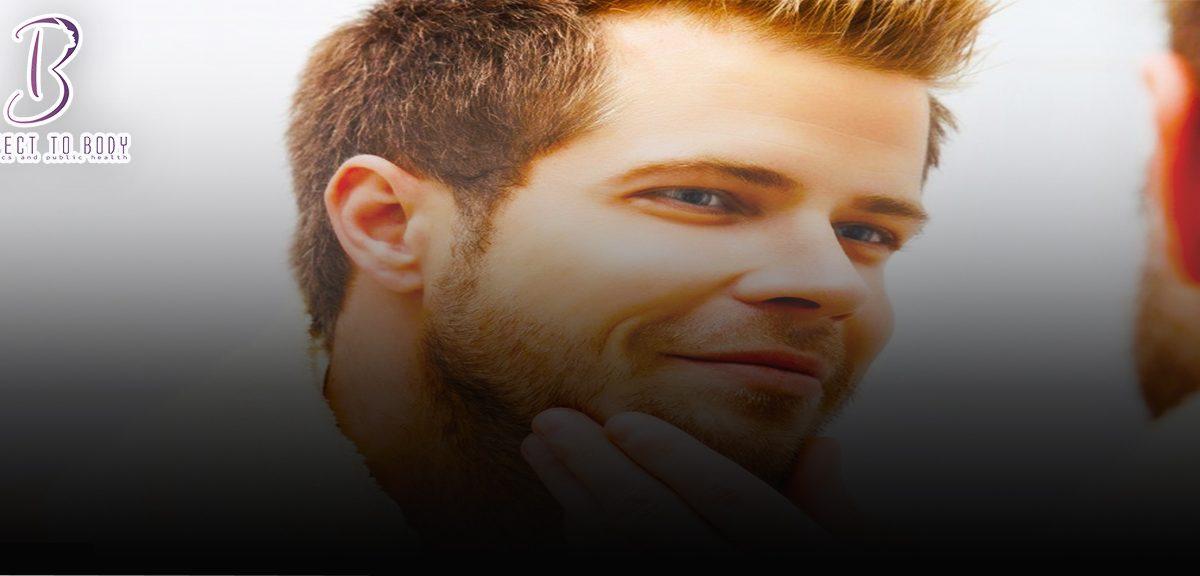 علاج قشرة الوجه عند الرجال - برفكت توبادي perfect2body