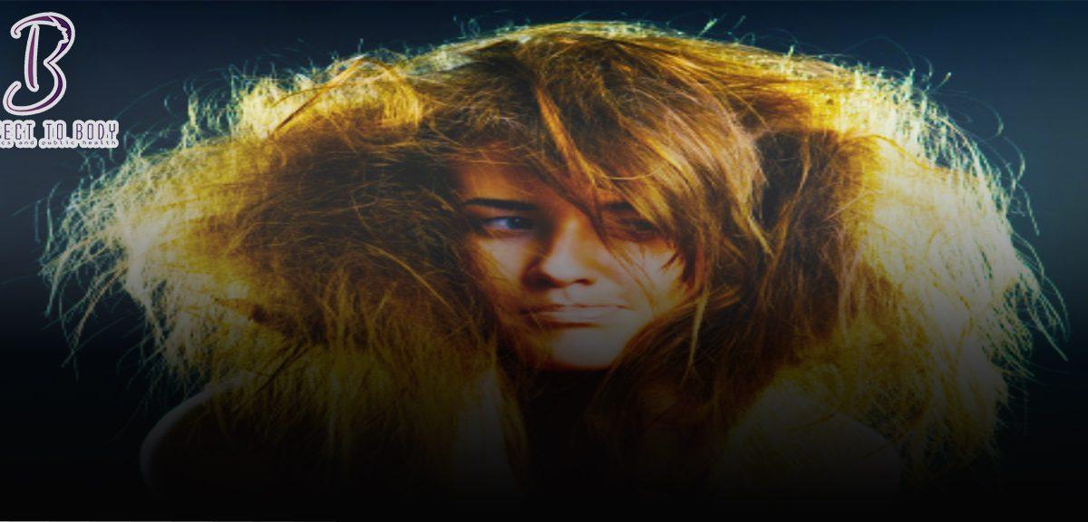 علاج نفشة الشعر في المنزل - perfect2body.com برفكت توبادي