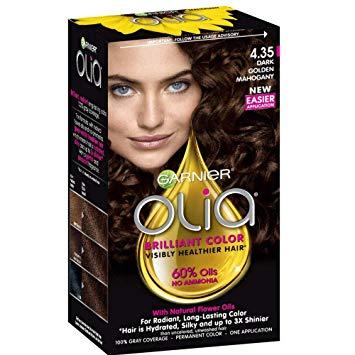 غارنييه Garnier Hair Color Olia Oil Powered Permanent Hair Color