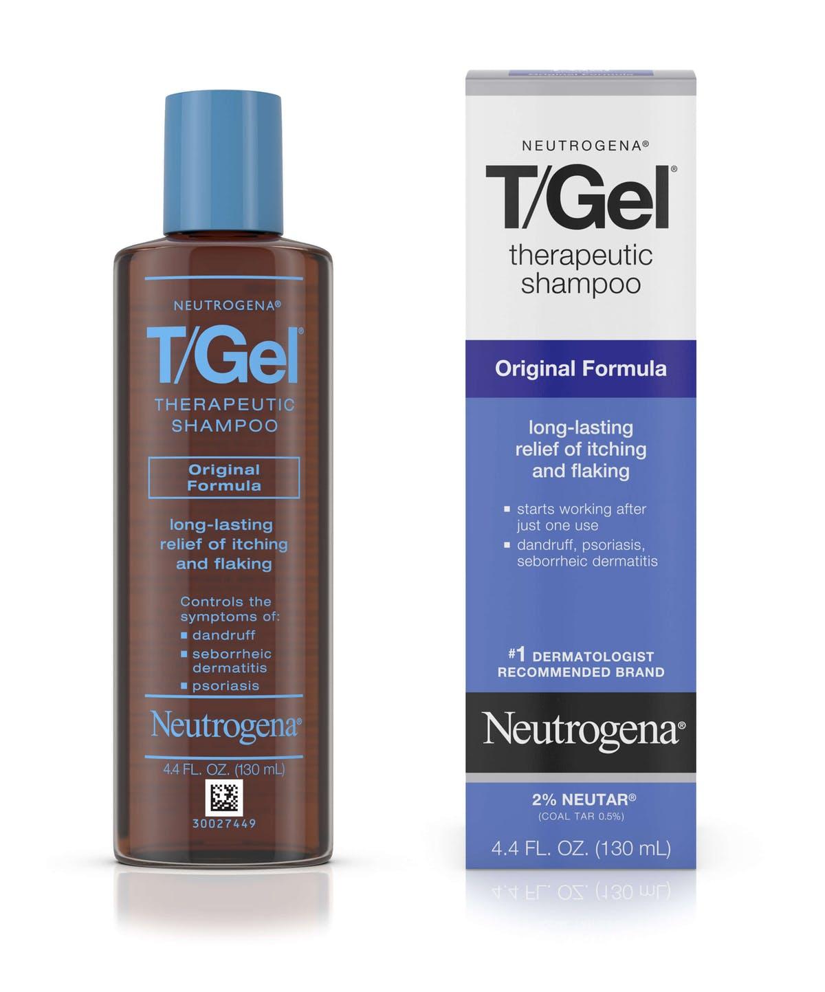 شامبو لعلاج فروة الرأس الحساسة   Neutrogena T/Gel Therapeutic Shampoo