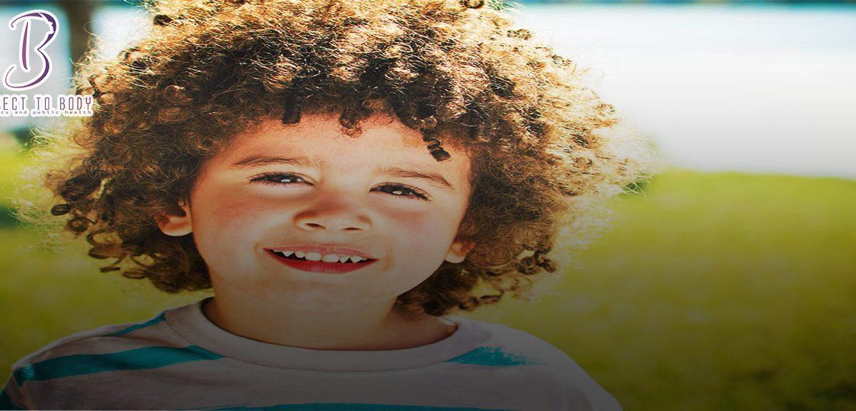 أفضل طرق علاج الشعر المفلفل عند الأطفال - برفكت توبادي - perfect2body.com 5