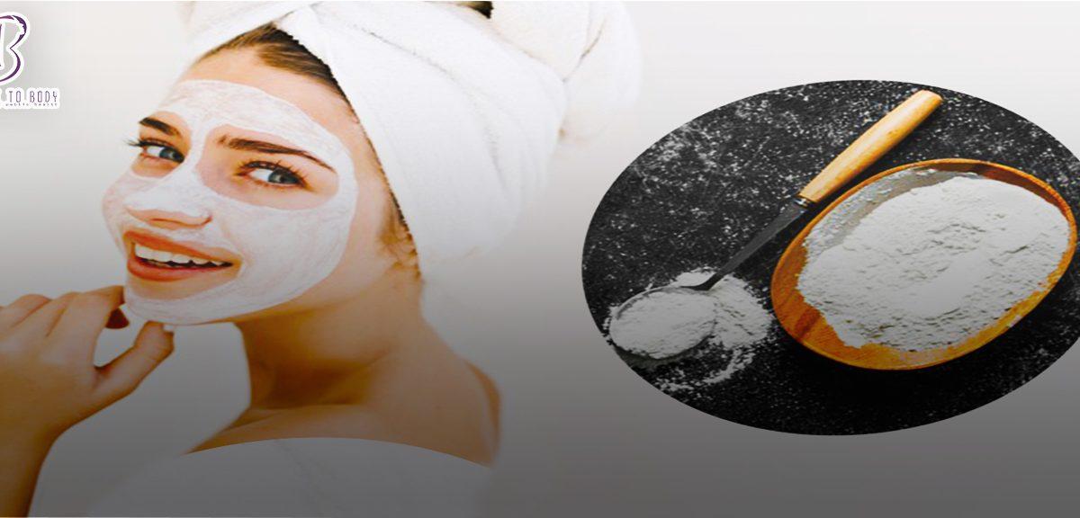 أفضل ماسكات الدقيق لعلاج حبوب الوجه - perfect2body.com - برفكت توبادي