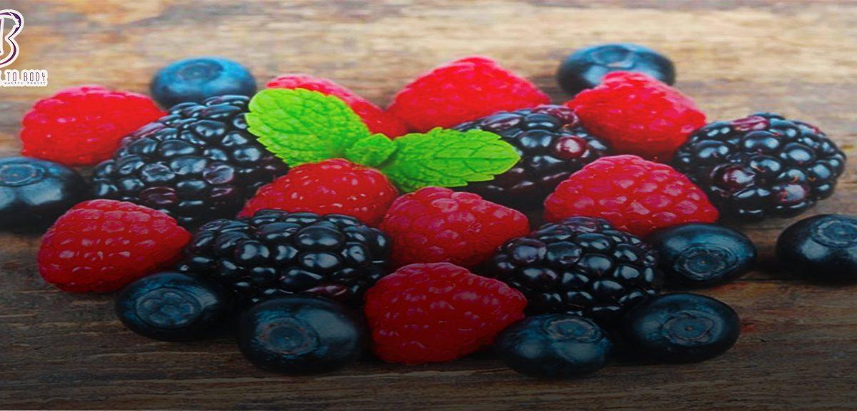 القيمة الغذائية للتوت الأسود الشامي وأبرز فوائده - perfect2body.com - برفكت توبادي