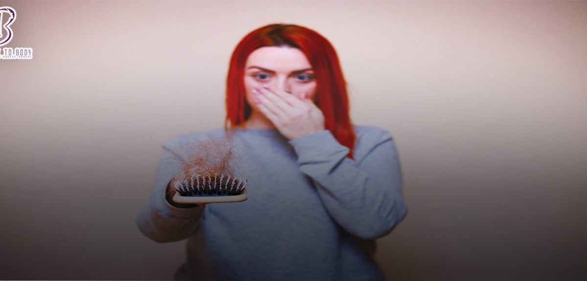 ما هى أسباب تساقط الشعر بعد الولادة القيصرية ؟ - perfect2body.com - برفكت توبادي